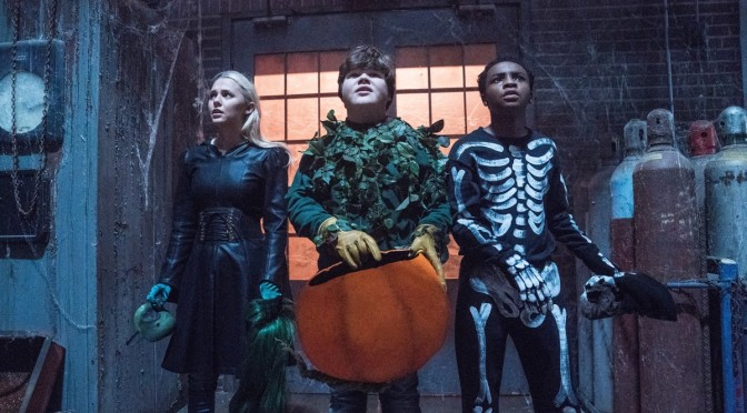 FILM REVIEW: Goosebumps 2: Haunted Halloween (2018)