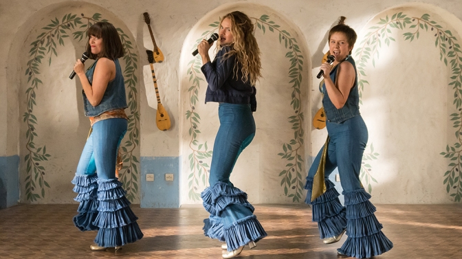 FILM REVIEW: Mamma Mia! Here We Go Again (2018)