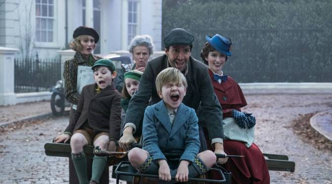 FILM REVIEW: Mary Poppins Returns (2018)