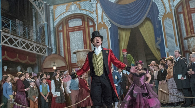 FILM REVIEW: The Greatest Showman (2017)