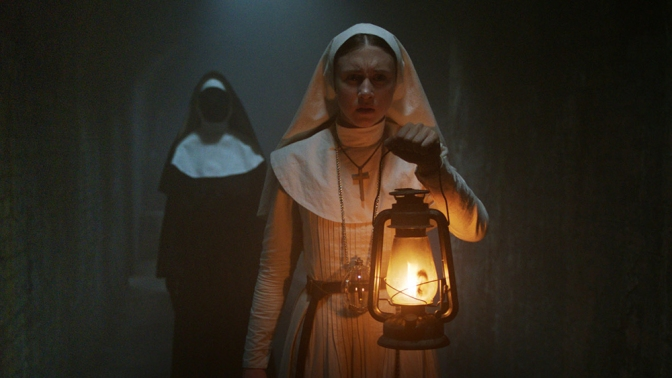 FILM REVIEW: The Nun (2018)