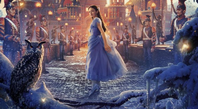 FILM REVIEW: The Nutcracker and the Four Realms (2018)